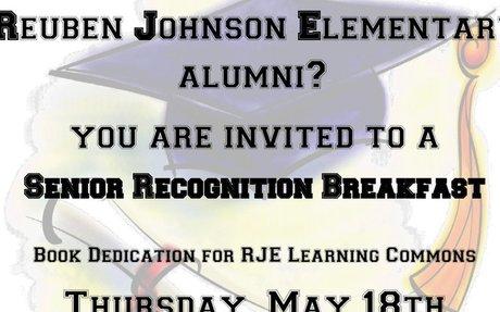 RJE Senior Breakfast 2017