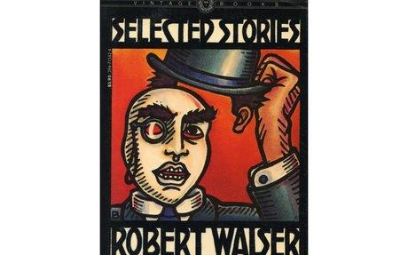 """""""The Man with the Pumpkin Head"""" — Robert Walser"""