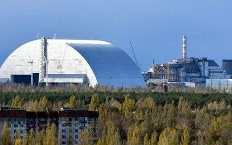 Csernobil atomkatasztrófa öröksége: a Zóna. A szarkofág alatt | Tartalom és marketing