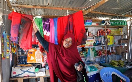 Support programmes give Somali returnees a chance to rebuild
