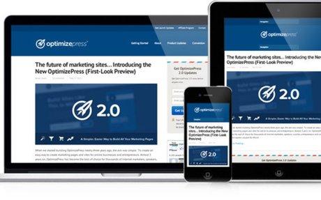 OptimizePress - Create Landing Pages, Sales Pages & Membership Portals — OptimizePress