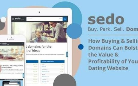 Sedo - The world's leading domain marketplace
