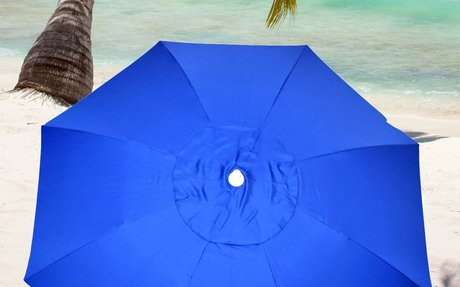 Affordable Heavy Duty Beach Umbrella