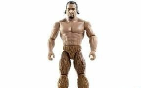 WWE Create A Superstar Rusev Figure Set