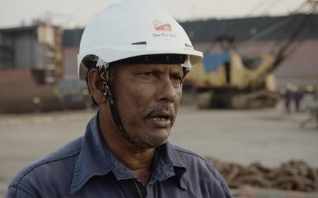 India's huge ship-breaking industry is destroying its workers' health