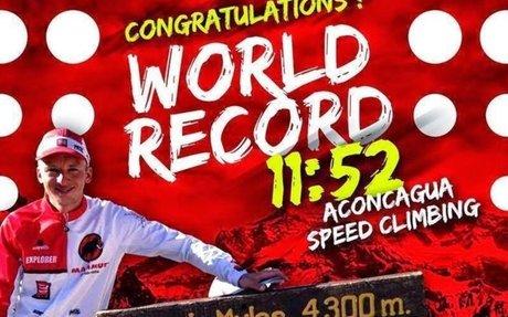 Karl Egloff. Los récords están para romperse.