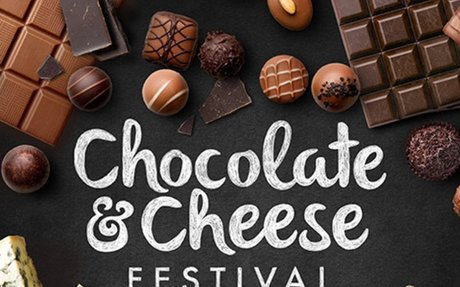 2018 Chocolate Cheese Festival 🍫🧀