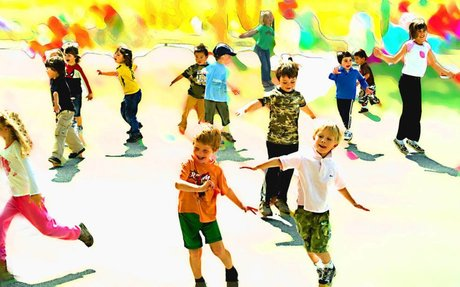 10 Tips for Creating a Fertile Environment for Kids' Creativity and Growth