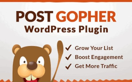 Post Gopher WordPress Plugin For List Building