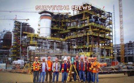 Survey Crews - Surveyor Photos tagged 'Crew'