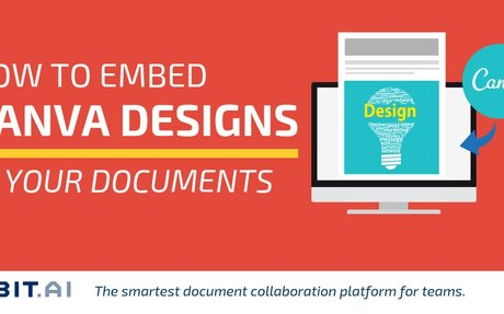 How to Embed Canva Designs into Your Documents - Bit Blog