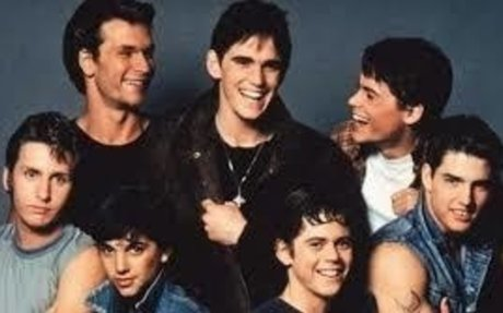 Argumentative Writing Paragraph from The Outsiders