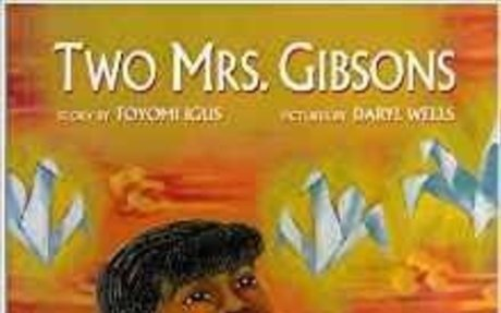 Two Mrs. Gibsons by Toyomi Igus
