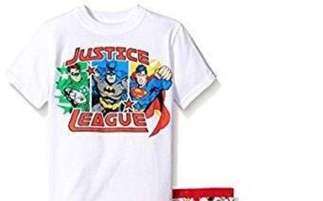 Amazon.com: DC Comics Boys' Justice League 3pk Underwear and Tank Set: Clothing