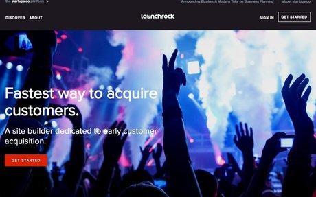 Launchrock - Landing Page Builder