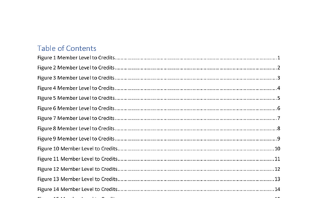 TOKEN - Member Level to Credits.pdf