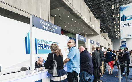 iCRYO Cryotherapy Exhibiting at International Franchise Expo New York