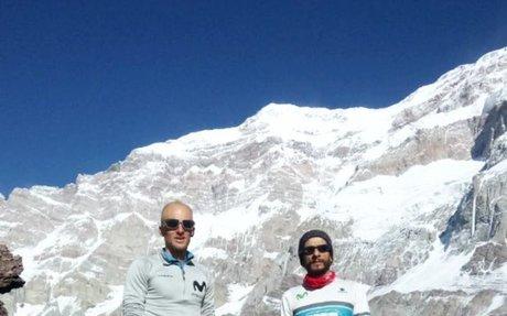 Speedclimber Karl Egloff bricht Speedrekordversuch am Aconcagua ab | Bergsteigen.com