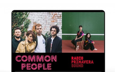 Common People #18: Triángulo De Amor Bizarro y Anna Andreu - Indie Lovers