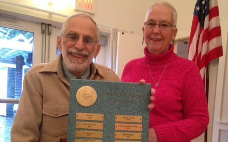Spirit of the Vineyard Award Honors Armen and Vicky Hanjian