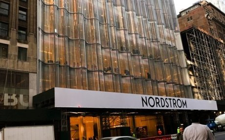 BRAND HIGHLIGHT // Nordstrom Brings The Department Store Into The 21st Century