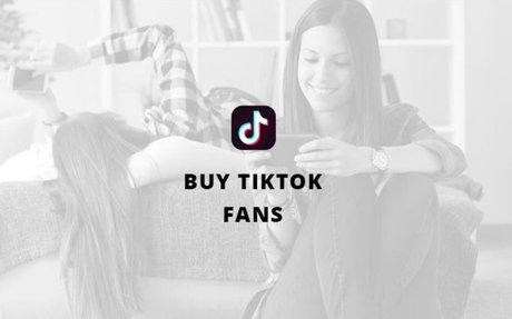 Buy TikTok Fans From $8 | Buy Real Media