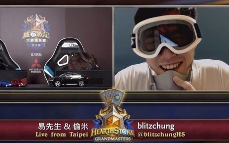 Esports Team Signs 'Hearthstone' Pro Banned for Supporting Hong Kong Protests