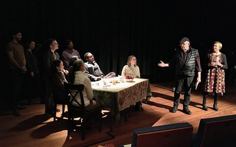 Hard Truths and Creative Vision Add Up to Stunning Theatre