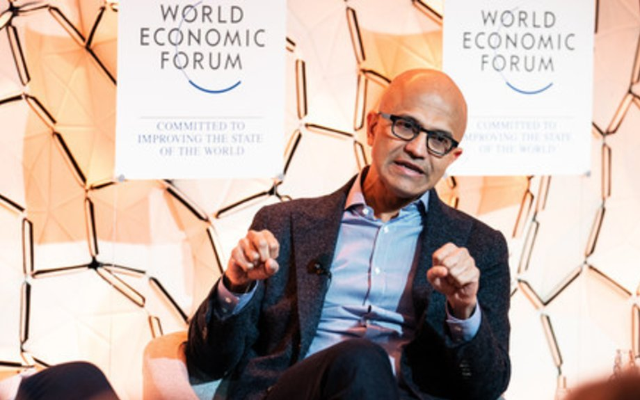 Here are 5 book recommendations from the CEO of Microsoft