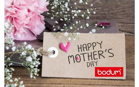 Mother's Day Discounts From Bodum.