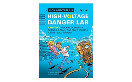 *Nick and Tesla's high-voltage danger lab