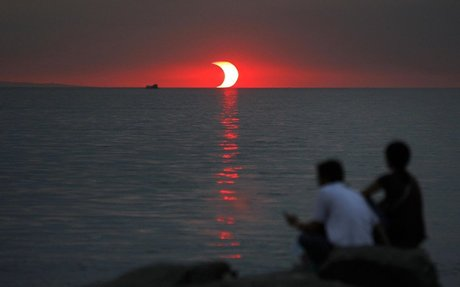 Solar Eclipses Change Weather on Earth (Slightly)