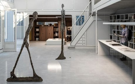 L'Institut Giacometti ouvrira ses portes en juin à Paris