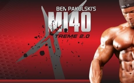 MI40X - The Number One CEP Muscle Building Program with Ben Pakulski