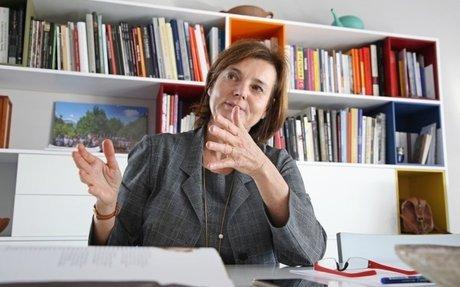 """Hélène Lafont-Couturier : """"Le musée des confluences doit se gérer comme une entreprise"""""""