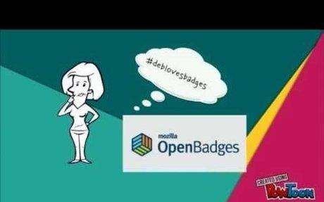 Open Digital Badges at SALT
