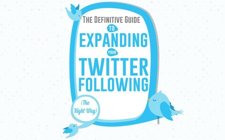 24 Effective Tips To Grow Your Twitter Following Fast  #PersonalBrand