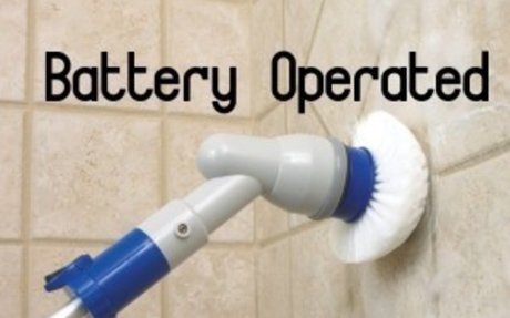 Best Battery Operated Shower Scrubber to Make Cleaning Easier -