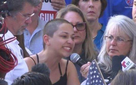 Speech of Emma Gonzalez