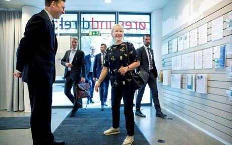 Margot Wallström tar med sig gränshinder till Stockholm