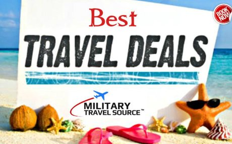 Let's Fly with the Military Travel Source