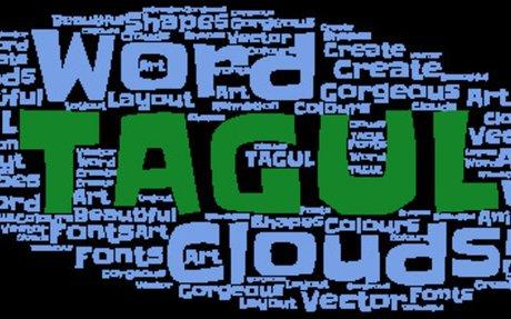 Word Cloud Art Gallery - Tagul