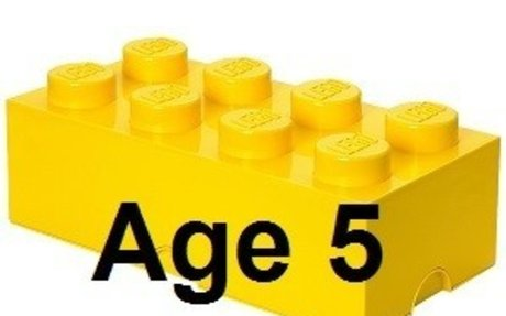 Best LEGOs for 5 Year Olds - Top 10 List