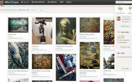 2012-2013 - Aide au lancement du réseau social Who Art You