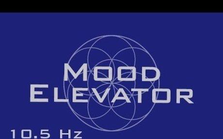 Mood Elevator - Enhanced Serotonin Release - Alpha Monaural + Binaural Beats (10.5 Hz)