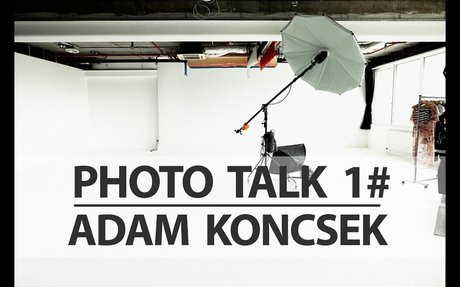 Photo Talk 1# - Adam Koncsek