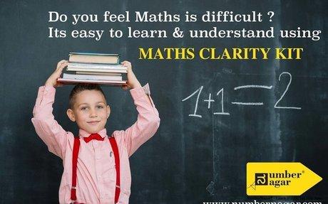 Best teaching aids for maths, NumberNagar offers useful Maths lab kit & Maths teaching mat