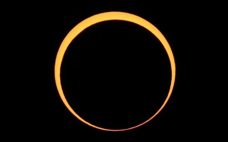 The Demons of Darkness Will Eat Men, and Other Solar Eclipse Myths