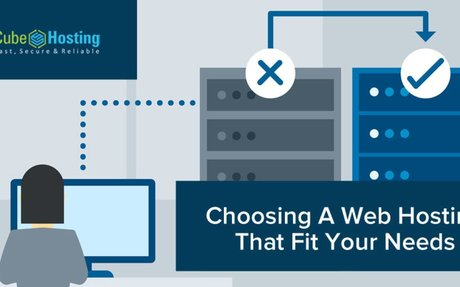 Choosing a Web Hosting That Fit Your Needs
