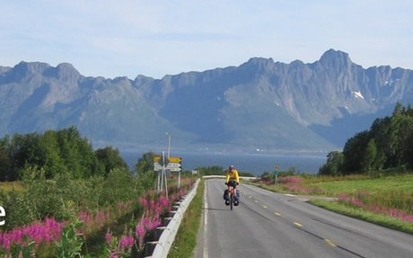Cycling and cycletouring in the UK